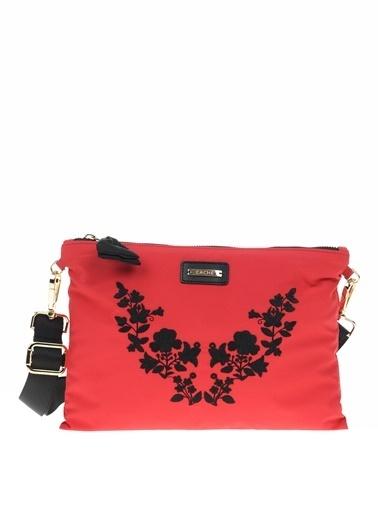 Cache The Bag Çanta Kırmızı